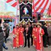 Đại lễ Lòng Chúa Thương Xót tại Vinh Sơn Liêm Melbourne.