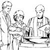 Rửa Tội cho Trẻ Em - Thứ bảy 25/11 - lúc 11:55Am